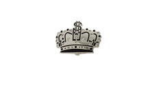 SneaXx Single Crown Clip silber